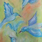 Blå-fåglar-3